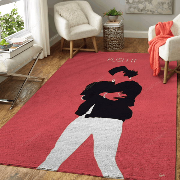 No192 MY SaltNPepa Minimal Music Artwork - Minimal Music Artworks Art For Fans Area Rug Living Room Carpet Floor Decor