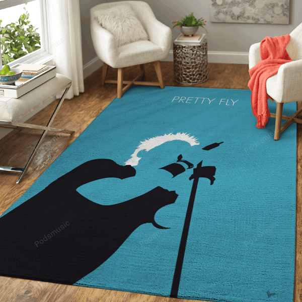 No095 MY The Offspring Minimal Music Artwork - Minimal Music Artworks Art For Fans Area Rug Living Room Carpet Floor Decor