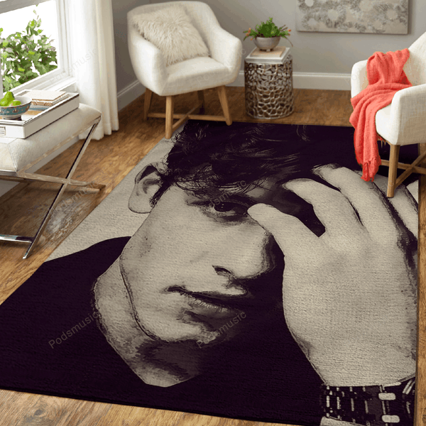 Shawn Mendes 33 - Music Art For Fans Area Rug Living Room Carpet Floor Decor