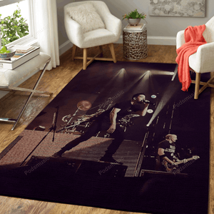 Linkin Park 209 - Music Art For Fans Area Rug Living Room Carpet Floor Decor
