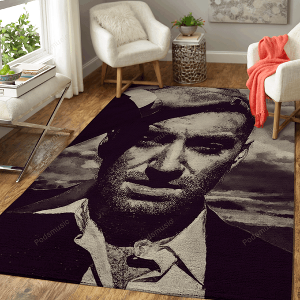 Samsmith 10a - Music Art For Fans Area Rug Living Room Carpet Floor Decor