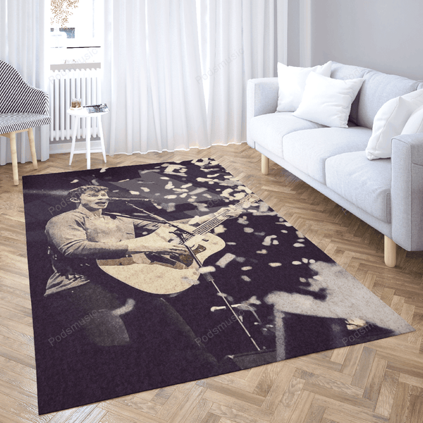 Shawn Mendes 62 - Music Art For Fans Area Rug Living Room Carpet Floor Decor