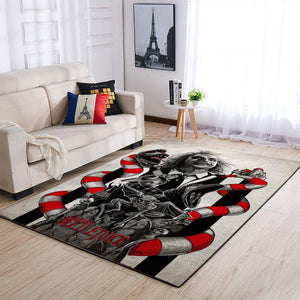 Beetlejuice  Area Rug / Movie  Floor Decor 1909113
