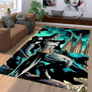 DC BATMAN AREA RUG, MOVIE HOME DECOR - HOMEBEAUTYUS RB7A8E7E2881