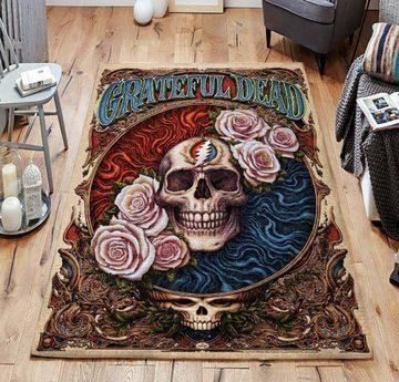 Grateful Dead Area Rug / Music OFD 191101