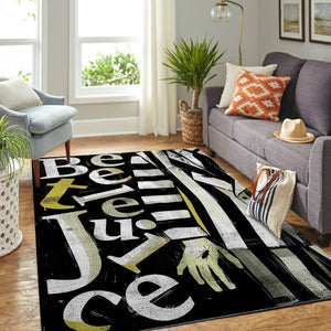 Beetlejuice Area Rug / Moive OFD 1909115