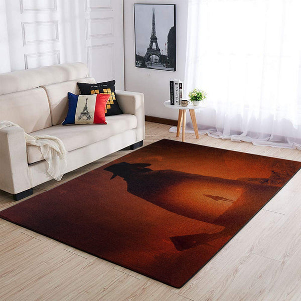 Red Dead Redemption Area Rug / Gaming GFD 19091607