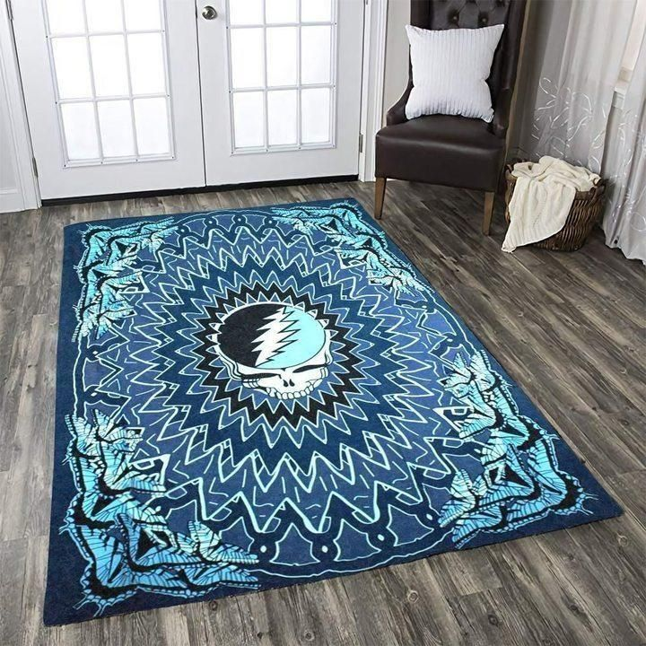 Grateful Dead Area Rug / Music OFD 1911018