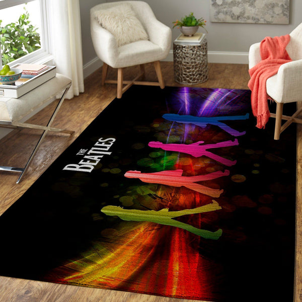 The Beatles Area Rug / Music OFD 190906