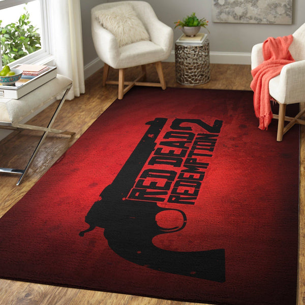 Red Dead Redemption Area Rug / Gaming GFD 19091604