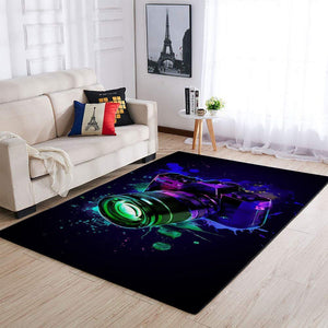 Photography Lover: Camera Artwork  Area Rug / OFD 190926