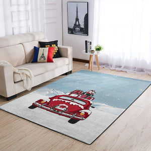 Christmas Car Area Rug / 190927 OFD