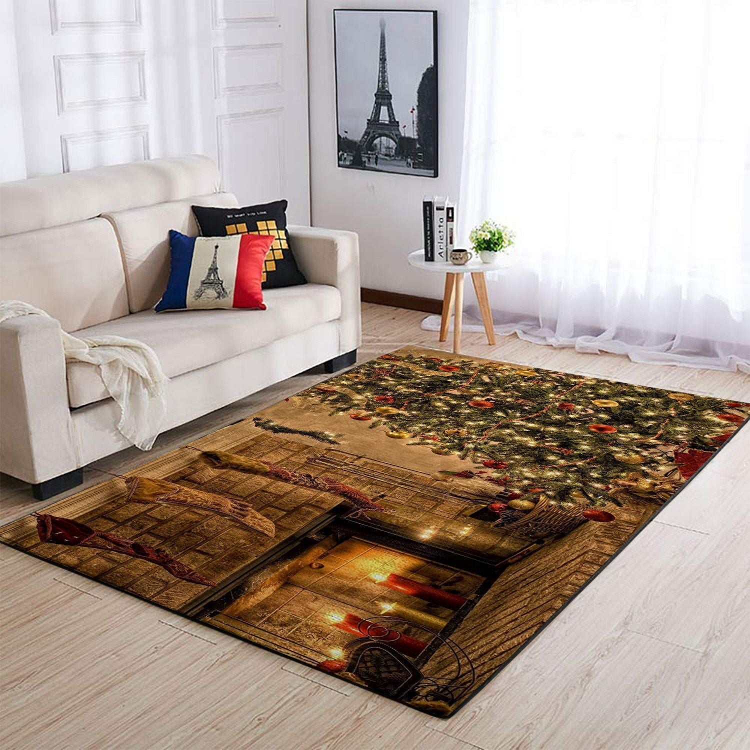Christmas Tree Area Rug / 1910035 OFD