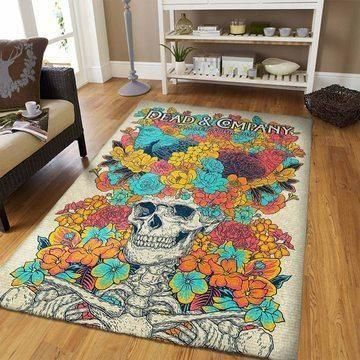 Grateful Dead Area Rug / Music OFD 1911013