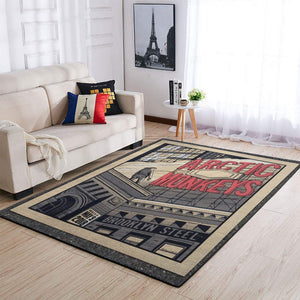 Arctic Monkeys Area Rug / Music OFD 191010