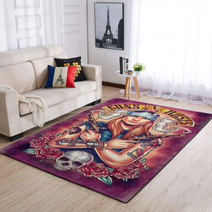 Guns N' Roses Area Rug / Music OFD 1910101
