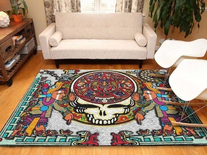 Grateful Dead Area Rug / Music OFD 19110113