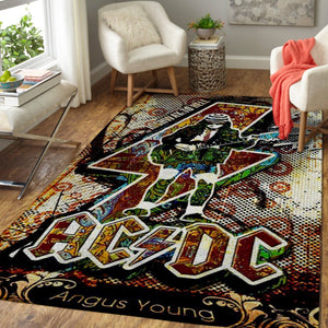 AC/DC Area Rug / Music OFD 1910122