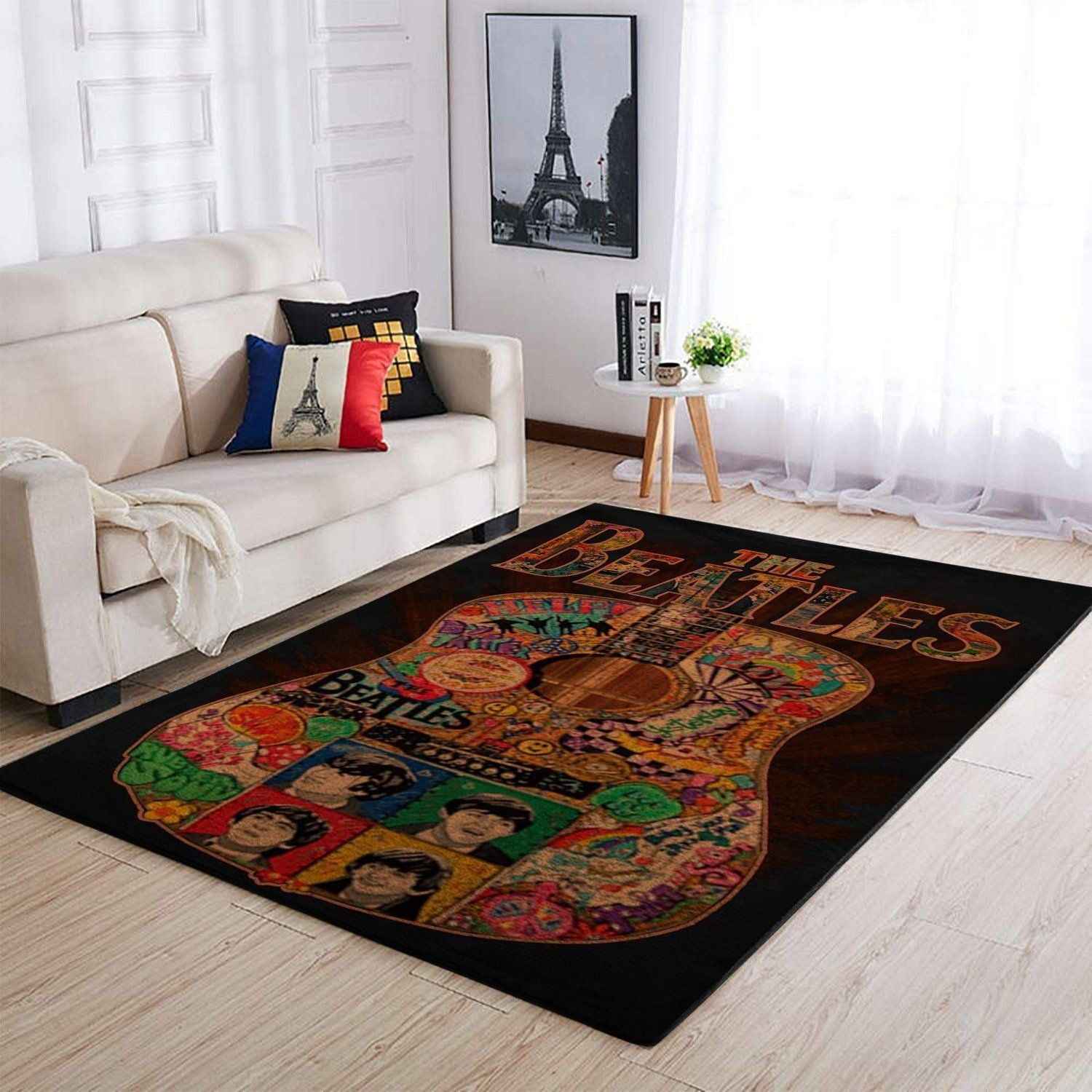 The Beatles Area Rug / Music OFD 191012
