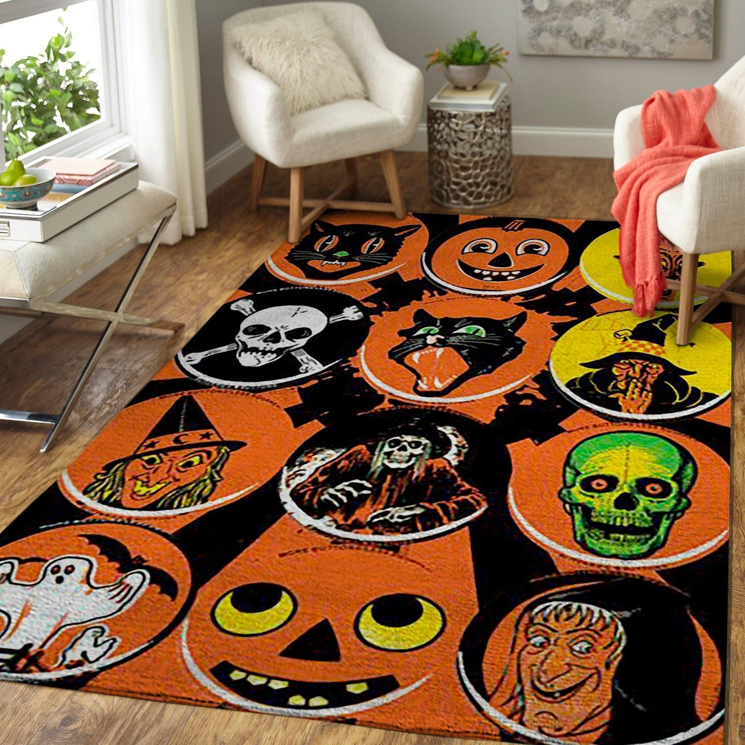 Limited Edition Halloween  Area Rug Floor Decor LSB190827