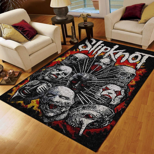 Slipknot Area Rug / Music OFD 190911