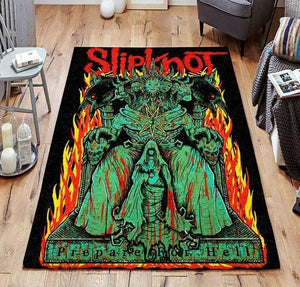 Slipknot Area Rug / Music OFD 191101118