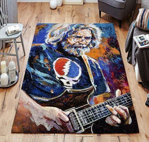 Grateful Dead Area Rug / Music OFD 19110121
