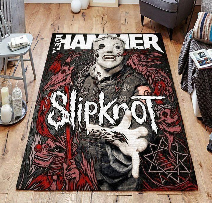 Slipknot Area Rug / Music OFD 191101115