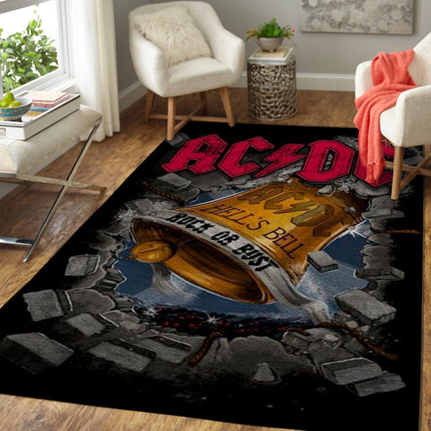 AC/DC Area Rug / Music OFD 1910121