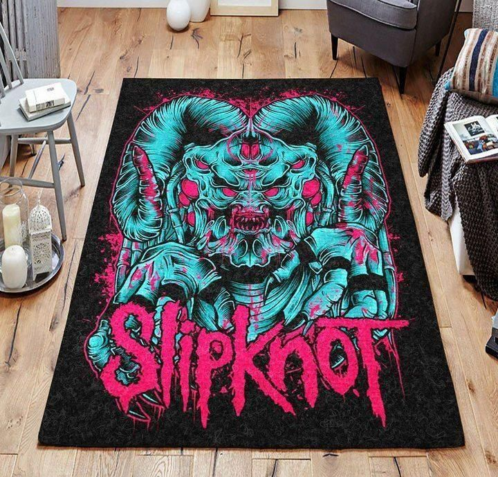 Slipknot Area Rug / Music OFD 191101112