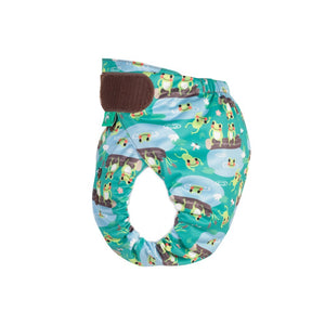 Nappy EasyFit STAR Five Little Speckled Frogs - Cloth Nappies