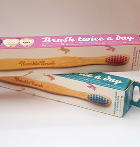 Humble Brush - Bamboo Toothbrush