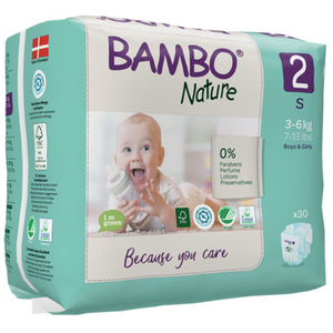 Bambo Nature Nappies