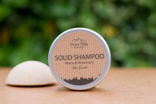 Solid Shampoo, Hair loss