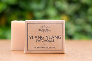 Ylang Ylang Patchouli Natural Soap Bar
