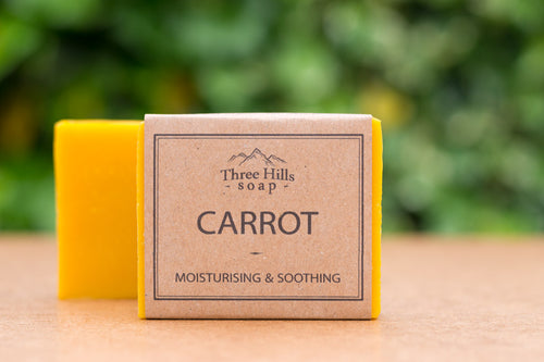 Natural Carrot Soap