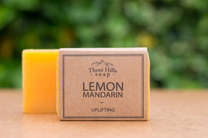 Lemon & Mandarin Natural Soap