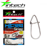 Agrafe Leurre Fait Main INTECH Micro Custom Snap (sachet) - BS Fishing