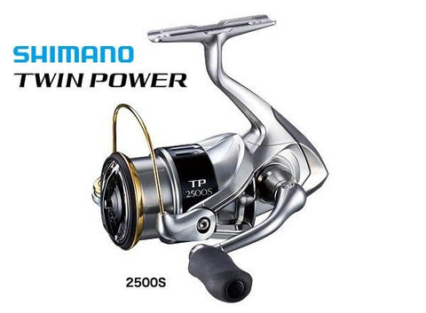 Moulinet SHIMANO 15 Twin Power 2500S - BS Fishing
