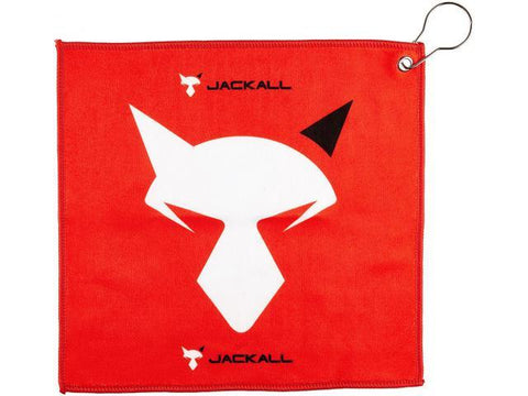 Serviette JACKALL 30 x 30 cm - BS Fishing