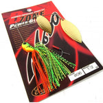 Spinnerbait Evergreen D Zone DW - 14 gr - BS Fishing