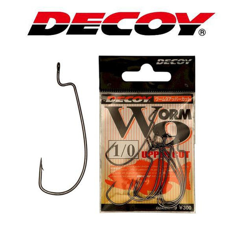 Hameçon Texan Decoy Worm9 Upper Cut (sachet) - BS Fishing