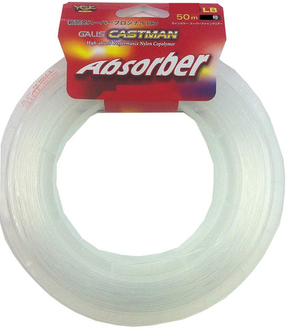 YGK Galis Castman Absorber - 50 m - BS Fishing