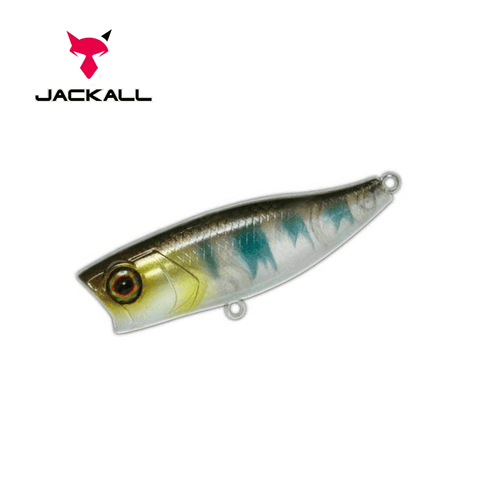 Leurre Jackall Chubby Popper 42F - 42mm - BS Fishing
