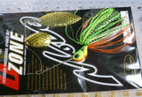 Spinnerbait Evergreen D Zone TW - 14 gr - BS Fishing