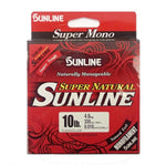 Nylon Sunline Super Natural - 100m - BS Fishing