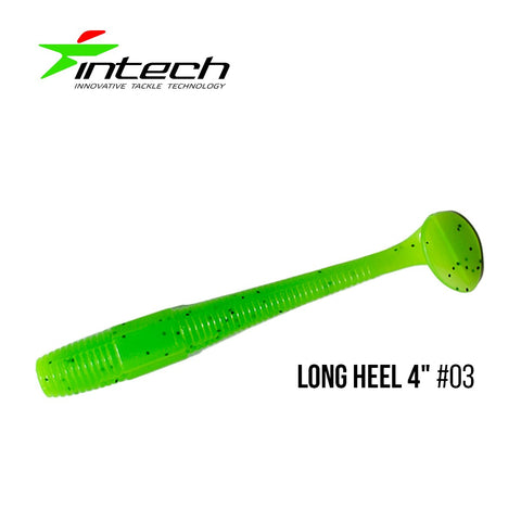 "Intech Long Heel 4"" (10 cm) - 6pc - BS Fishing"