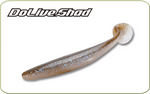"O.S.P DoLive Shad 3.5"" (8.5 cm) - 7 pc - BS Fishing"
