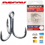 Hameçon Triple Decoy Y-S21 - BS Fishing