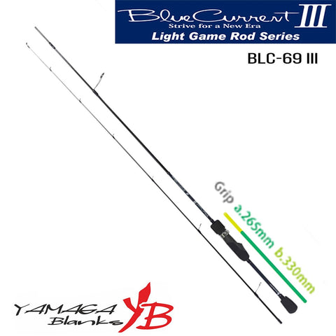 YAMAGA BLANKS Blue Current III - BS Fishing